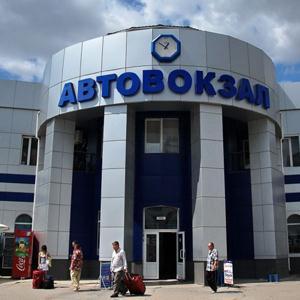 Автовокзалы Апшеронска