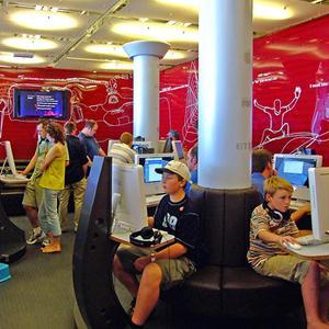 Интернет-кафе Апшеронска
