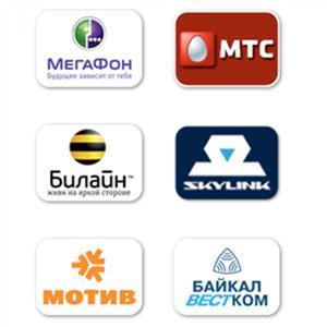 Операторы сотовой связи Апшеронска