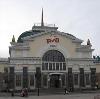Железнодорожные вокзалы в Апшеронске