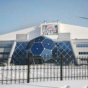 Спортивные комплексы Апшеронска