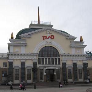 Железнодорожные вокзалы Апшеронска